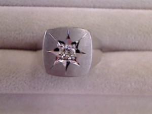 プラチナ900ダイヤ付きリング買い取りさせて頂きました。ザ・ゴールド利府店(宮城郡利府町) 宮城県宮城郡にあるザ・ゴールド 利府店の画像2