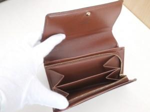 ルイ・ヴィトン ポルトフォイユ・ビエトレゾール財布を買取させていただきました。ザ・ゴールド須賀川インター店(福島県須賀川市) 福島県須賀川市にあるザ・ゴールド 須賀川インター店の画像3