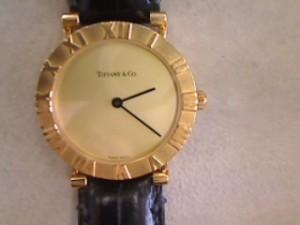 ティファニーの時計買取させて頂きました。ザ・ゴールド利府店(宮城郡利府町) 宮城県宮城郡にあるザ・ゴールド 利府店の画像2