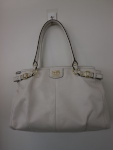コーチのハンドバッグを買取させていただきました(^^♪ ザ・ゴールド福島店(福島県福島市鳥谷野) 福島県福島市にあるザ・ゴールド 福島店の画像2