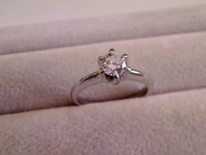 『ダイヤモンド0.38キャラット☆プラチナ900リング』買取させて頂きました。ザ・ゴールド利府店(宮城郡利府町、東北本線「利府」駅) 宮城県宮城郡にあるザ・ゴールド 利府店の画像2