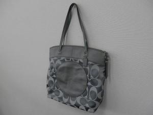 コーチのトートバッグを買取させていただきました☆ザ・ゴールドいわき平店(福島県いわき市平) 福島県いわき市にあるザ・ゴールド いわき平店の画像4