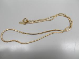 18金ネックレス を買取させていただきました。☆ザ・ゴールドいわき平店(福島県いわき市平) 福島県いわき市にあるザ・ゴールド いわき平店の画像2