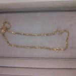 金のネックレスを買取させていただきました。ザ・ゴールド新潟中央店(新潟市中央区) 新潟県新潟市にあるザ・ゴールド 新潟中央店の画像2