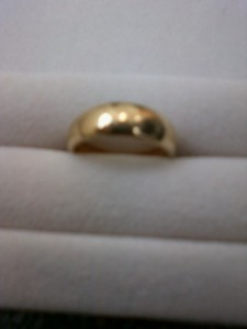 18金のリングを買取いたしました!ザ・ゴールド長岡店(新潟県長岡市) 新潟県長岡市にあるザ・ゴールド 長岡店の画像2