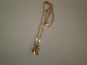 18金ネックレス 買取させていただきました ザ・ゴールド須賀川インター店(福島県須賀川市) 福島県須賀川市にあるザ・ゴールド 須賀川インター店の画像3