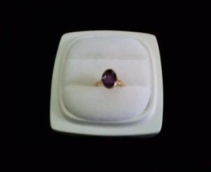 18金の指輪買取させていただきました。ザ・ゴールド函館店(北海道函館市) 北海道函館市にあるザ・ゴールド 函館店の画像2