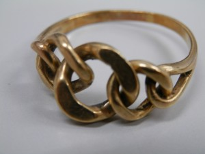喜平モチーフの金の指輪を買取させていただきました☆ザ・ゴールドいわき平店(福島県いわき市平) 福島県いわき市にあるザ・ゴールド いわき平店の画像4