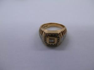 18金とプラチナ 石付き指輪を買取させていただきました。 ザ・ゴールドいわき平店(福島県いわき市平) 福島県いわき市にあるザ・ゴールド いわき平店の画像2