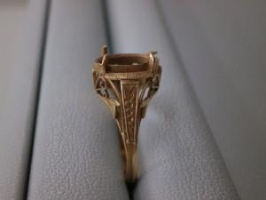 18金リング 大和町のお客さまから買取させていただきました。貴金属・ダイヤモンド付製品、ブランドバック・ブランド腕時計買取専門店 ザ・ゴールド泉インター店(宮城県仙台市泉区) 宮城県仙台市にあるザ・ゴールド 泉インター店の画像4