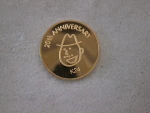 24金コイン 買取させていただきました ザ・ゴールド新潟中央店(新潟県新潟市中央区) 新潟県新潟市にあるザ・ゴールド 新潟中央店の画像2