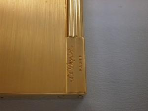 DUPONT ライターギャツビー 泉区のお客さまから買取させていただきました。貴金属・ダイヤモンド付製品、ブランドバック・ブランド腕時計買取専門店 ザ・ゴールド泉インター店(宮城県仙台市泉区) 宮城県仙台市にあるザ・ゴールド 泉インター店の画像4