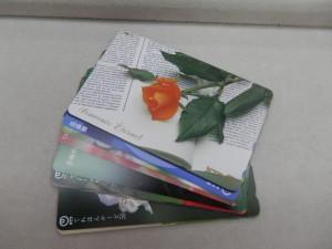 テレホンカードを買取りさせていただきました。ザ・ゴールドいわき平店(福島県いわき市) 福島県いわき市にあるザ・ゴールド いわき平店の画像3