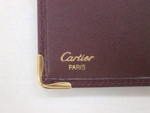 Cartier 札入(L3000003) 泉区のお客さまから買取させていただきました。貴金属・ダイヤモンド付製品、ブランドバック・ブランド腕時計買取専門店 ザ・ゴールド泉インター店(宮城県仙台市泉区) 宮城県仙台市にあるザ・ゴールド 泉インター店の画像3