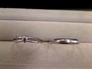 プラチナのリング買い取りさせて頂きました。ザ・ゴールド利府店(宮城郡利府町) 宮城県宮城郡にあるザ・ゴールド 利府店の画像2