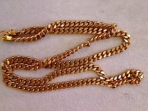 喜平のネックレス買い取りさせて頂きました。ザ・ゴールド利府店(宮城郡利府町) 宮城県宮城郡にあるザ・ゴールド 利府店の画像2