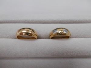 18金のコロンとした指輪を買取させていただきました☆ザ・ゴールドいわき平店(福島県いわき市平) 福島県いわき市にあるザ・ゴールド いわき平店の画像4