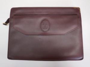 カルティエ セカンドバッグ 買取させていただきました。ザ・ゴールド須賀川インター店(福島県須賀川市) 福島県須賀川市にあるザ・ゴールド 須賀川インター店の画像3