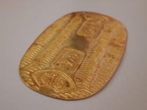 24金小判を買取させていただきました。ザ・ゴールド須賀川インター店(福島県須賀川市) 福島県須賀川市にあるザ・ゴールド 須賀川インター店の画像2