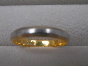 18金とプラチナ900のリング買取させていただきました。☆ザ・ゴールドいわき平店(福島県いわき市平) 福島県いわき市にあるザ・ゴールド いわき平店の画像2