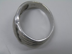 プラチナ900の指輪を買取させていただきました。☆ザ・ゴールドいわき平店(福島県いわき市平) 福島県いわき市にあるザ・ゴールド いわき平店の画像2