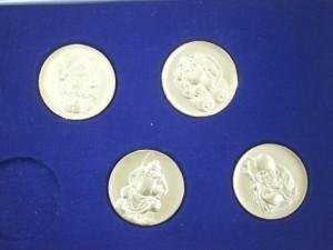 24金メダル 買取させていただきました☆THE GOLD新潟西店(新潟県新潟市西区) 新潟県新潟市にあるザ・ゴールド 新潟西店の画像2