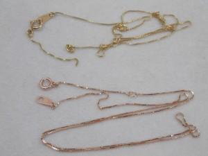切れたネックレスを買取させていただきました☆ザ・ゴールドいわき平店(福島県いわき市平) 福島県いわき市にあるザ・ゴールド いわき平店の画像4
