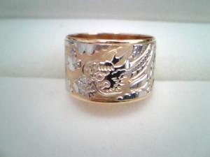 2つの品質で作られている指輪   ザ・ゴールド会津若松店 福島県会津若松市にあるザ・ゴールド 会津若松店の画像2