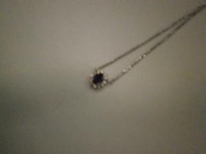 0.01カラット プラチナ850ネックレスを買取させていただきました。ザ・ゴールド須賀川インター店(福島県須賀川市) 福島県須賀川市にあるザ・ゴールド 須賀川インター店の画像2