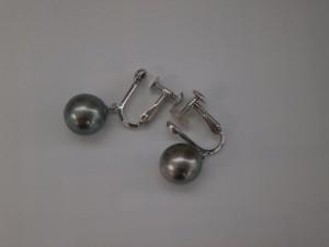 ☆18金ホワイトゴールドのイヤリングを買取させていただきました☆ザ・ゴールド福島店(福島県福島市鳥谷野) 福島県福島市にあるザ・ゴールド 福島店の画像2