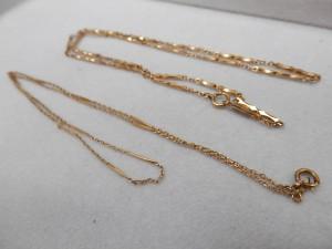 18金のネックレスを買取させていただきました☆ザ・ゴールドいわき平店(福島県いわき市平) 福島県いわき市にあるザ・ゴールド いわき平店の画像4