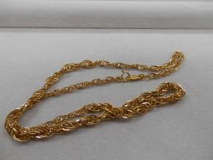 24金のネックレスを買取させていただきました☆ザ・ゴールドいわき平店(福島県いわき市平) 福島県いわき市にあるザ・ゴールド いわき平店の画像4
