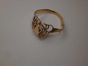 18金のリングを買取させていただきました。ザ・ゴールド 仙台中田店 仙台市太白区 宮城県仙台市にあるザ・ゴールド 仙台中田店の画像2