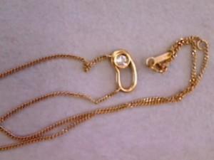 『ダイヤモンド18金ネックレス』買取させて頂きました。ザ・ゴールド利府店(宮城郡利府町、東北本線「利府」駅) 宮城県宮城郡にあるザ・ゴールド 利府店の画像2
