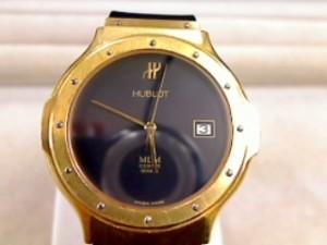 ウブロ(HUBLOT)の時計買取させて頂きました。ザ・ゴールド利府店(宮城郡利府町) 宮城県宮城郡にあるザ・ゴールド 利府店の画像2