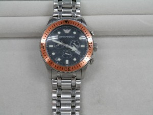 エンポリオ アルマーニの腕時計を買取させていただきました☆ザ・ゴールドいわき平店(福島県いわき市平) 福島県いわき市にあるザ・ゴールド いわき平店の画像4