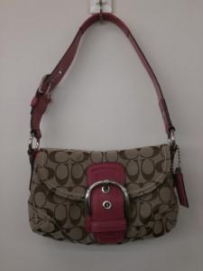 ☆コーチのバッグを買取させていただきました☆ザ・ゴールド福島店(福島県福島市鳥谷野) 福島県福島市にあるザ・ゴールド 福島店の画像2