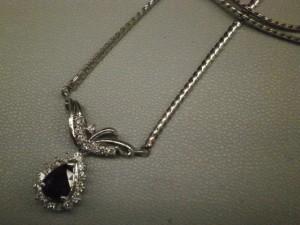 プラチナ900 ダイヤモンド付きネックレス 買取させていただきました。ザ・ゴールド須賀川インター店(福島県須賀川市) 福島県須賀川市にあるザ・ゴールド 須賀川インター店の画像2