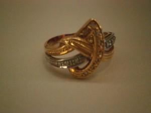 0.5カラット 18金・プラチナ900コンビダイヤモンドリングを買取させていただきました。ザ・ゴールド須賀川インター店(福島県須賀川市) 福島県須賀川市にあるザ・ゴールド 須賀川インター店の画像2