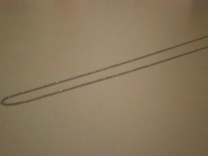 プラチナ850ネックレス 買取させていただきました。ザ・ゴールド須賀川インター店(福島県須賀川市) 福島県須賀川市にあるザ・ゴールド 須賀川インター店の画像2