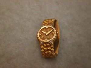 金時計型を買取させていただきました! ☆ THE GOLD新潟西店(新潟県新潟市西区) 新潟県新潟市にあるザ・ゴールド 新潟西店の画像2