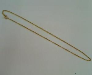 18金ロングネックレス買取させていただきました。ザ・ゴールド柴田店(宮城県柴田郡) 宮城県柴田郡にあるザ・ゴールド 柴田店の画像2