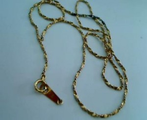 切れてしまったネックレス買取させていただきました。ザ・ゴールド柴田店(宮城県柴田郡) 宮城県柴田郡にあるザ・ゴールド 柴田店の画像2