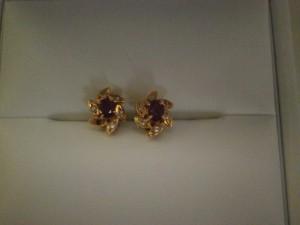 0.1カラット 18金 ダイヤモンド ピアスを買取させていただきました。ザ・ゴールド須賀川インター店(福島県須賀川市) 福島県須賀川市にあるザ・ゴールド 須賀川インター店の画像2
