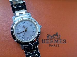 エルメス時計「クリッパー」を買取いたしました!ザ・ゴールド長岡店(新潟市長岡市) 新潟県長岡市にあるザ・ゴールド 長岡店の画像2