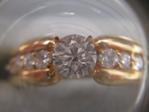 ダイヤモンドリング買取させて頂きました ザ・ゴールド仙台中田店(仙台市太白区) 宮城県仙台市にあるザ・ゴールド 仙台中田店の画像3