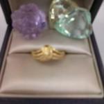 金の指環を買取させていただきました。 ザ・ゴールド新潟中央店(新潟市中央区) 新潟県新潟市にあるザ・ゴールド 新潟中央店の画像2