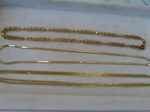 18金のネックレスを買取いたしました!ザ・ゴールド長岡店(新潟県長岡市) 新潟県長岡市にあるザ・ゴールド 長岡店の画像2