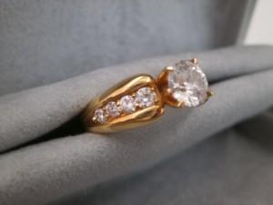 ダイヤモンドリング買取させて頂きました ザ・ゴールド仙台中田店(仙台市太白区) 宮城県仙台市にあるザ・ゴールド 仙台中田店の画像4