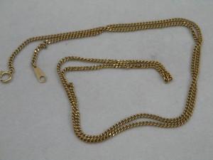 18金ネックレスを買取りさせていただきました。 ザ・ゴールドいわき平店(福島県いわき市平) 福島県いわき市にあるザ・ゴールド いわき平店の画像2